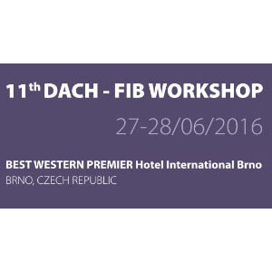 11. DACH FIB Workshop